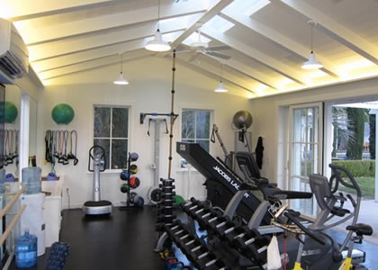 home gym design - In Home Gym Designs