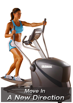 Balance Fitness carries Octane Fitness Ellipticals in the Bay Area of California