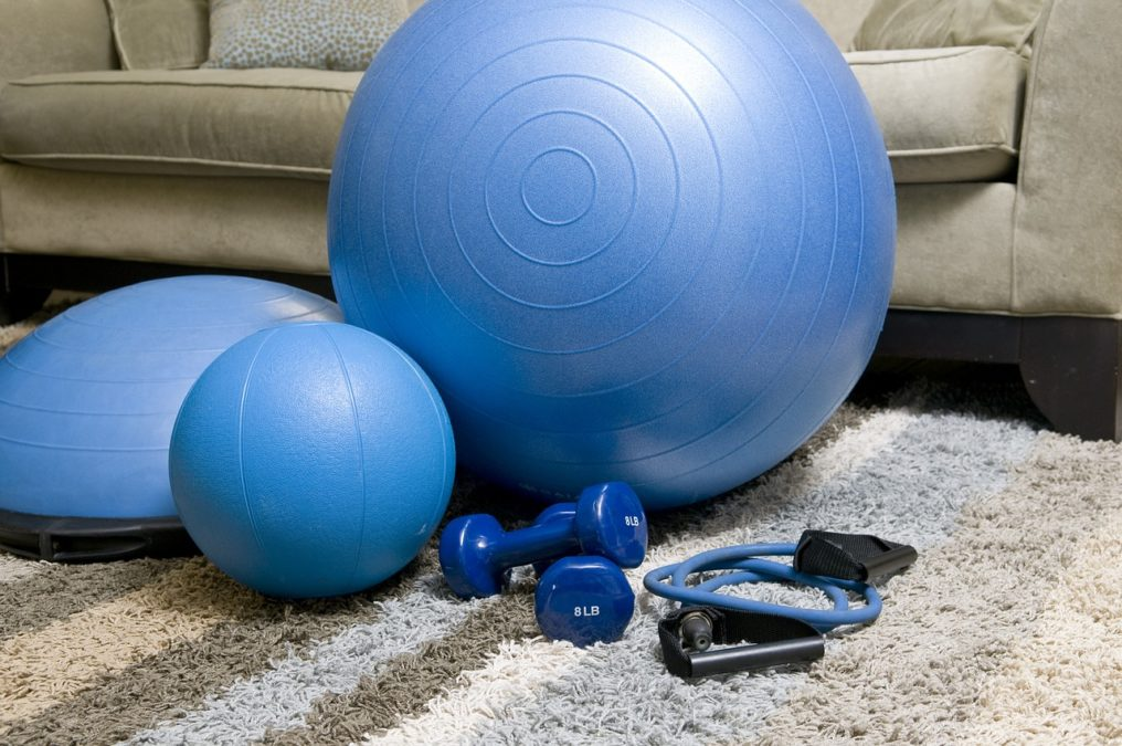 Equipment for Home Gyms